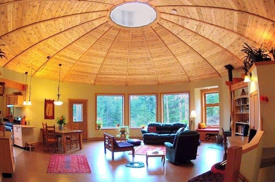 Casas Mandala: circulares y sustentables