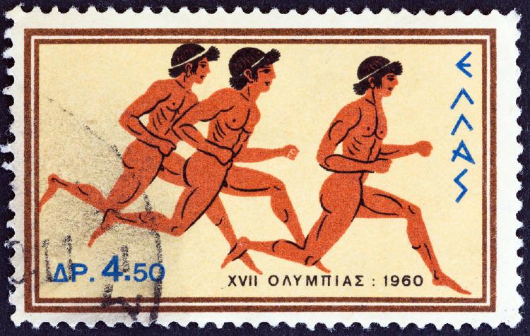 juegos olimpicos antiguedad