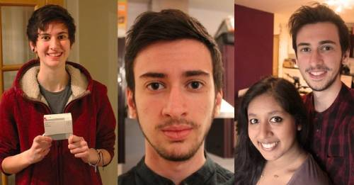 Este chico transgénero documenta su transformación con una selfie diaria por 3 años