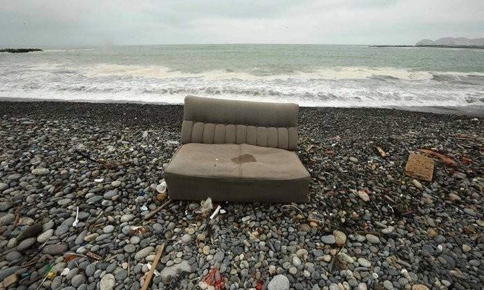 ¿Cuál es la playa más sucia de Lationoamérica y por qué?