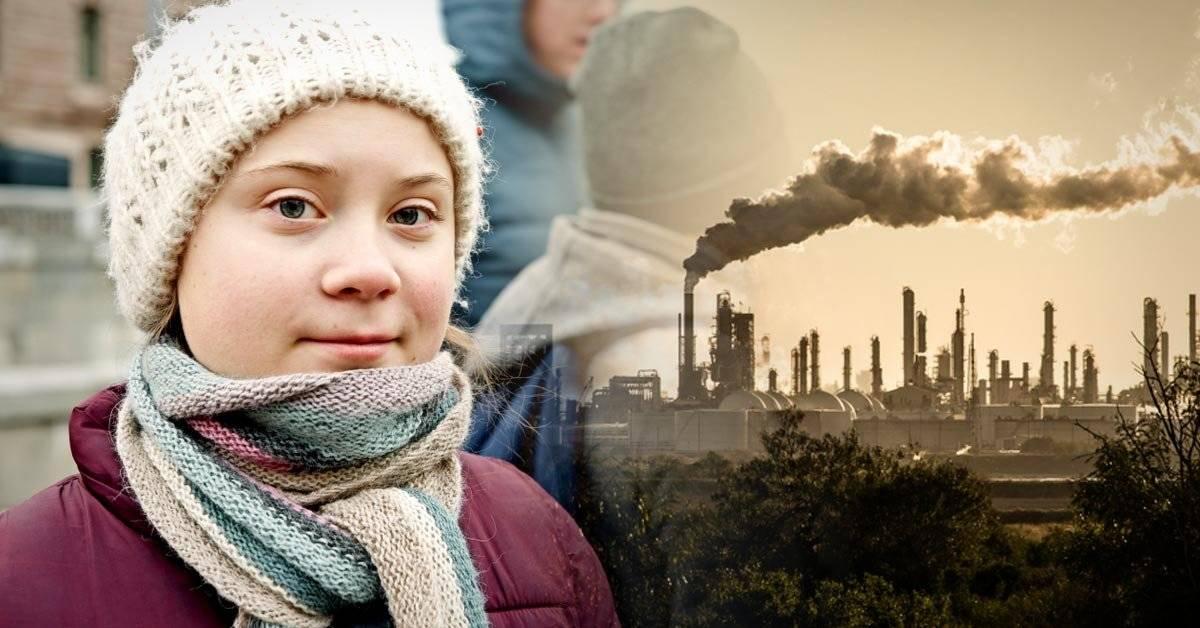 Los jóvenes del mundo se movilizan por el cambio climático