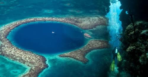 Los fascinantes hallazgos del sumidero más grande del mundo