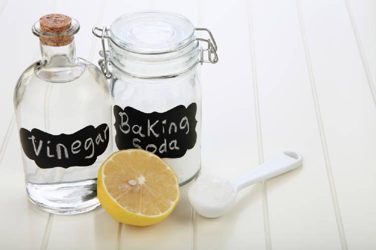 limpiador casero vinagre bicarbonato