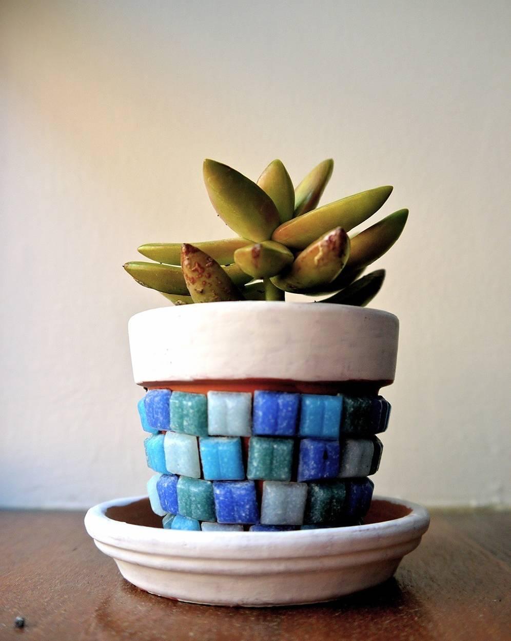 Cómo hacer mosaiquismo para decorar objetos, la casa y el jardín