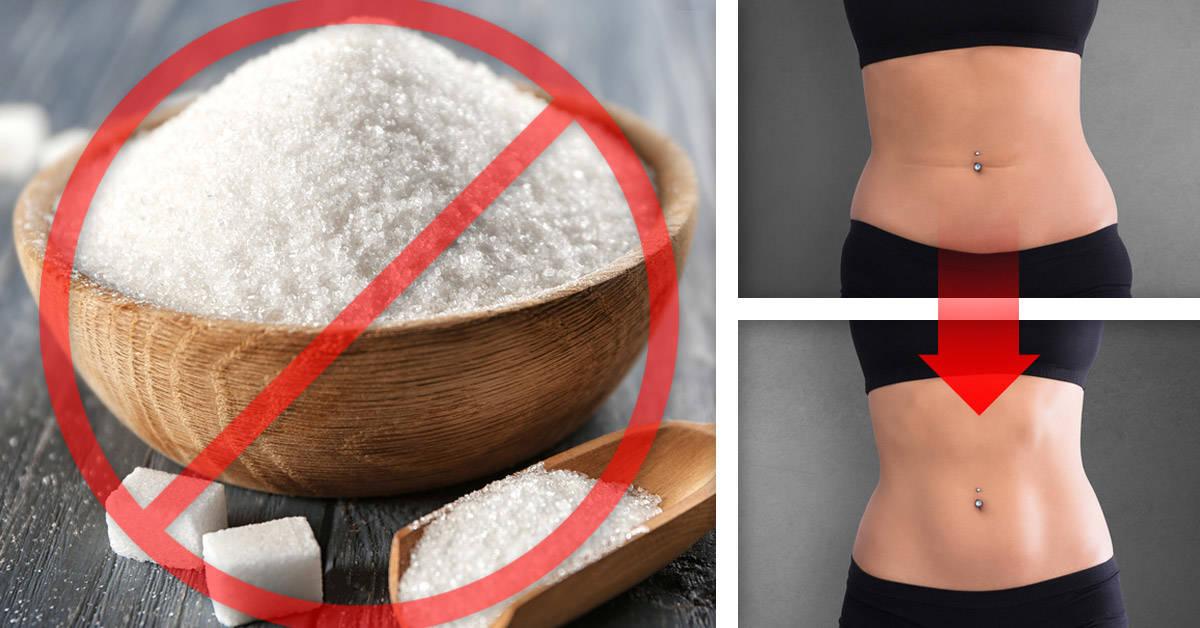 Qué cambia en tu cuerpo cuando dejas de consumir azúcar