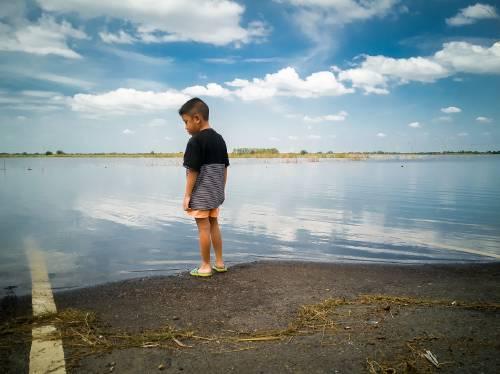 Los niños son los más afectados por la crisis climática, según UNICEF