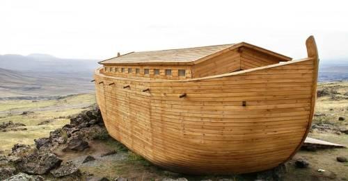 Encuentran lo que podrían ser restos del Arca de Noé y dentro había lo que ..