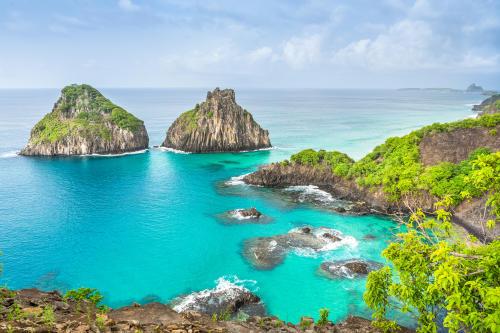 Una playa en Brasil solo recibe turistas que hayan tenido coronavirus