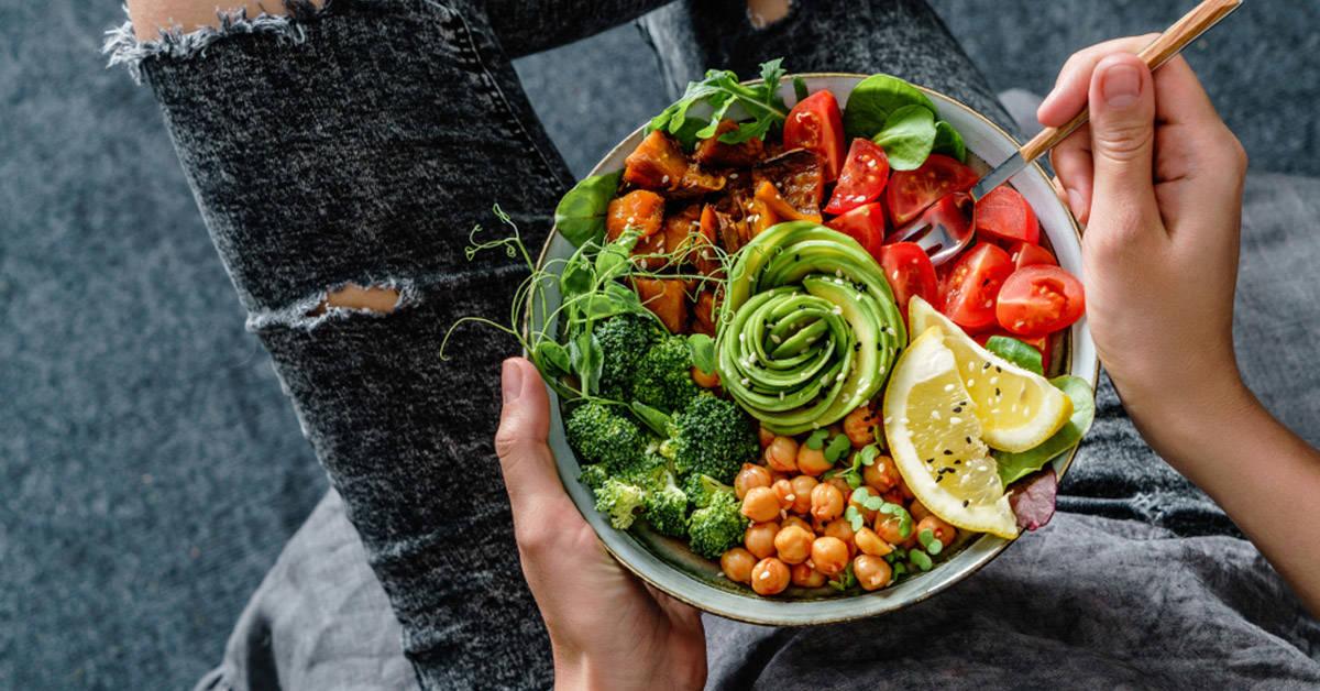 El plato dividido en 3: el secreto para obtener una alimentación 100% saludable