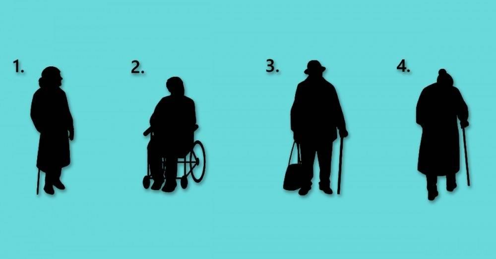 ¿Con qué anciano te identificas? Tu respuesta te dirá qué esperas del futu..