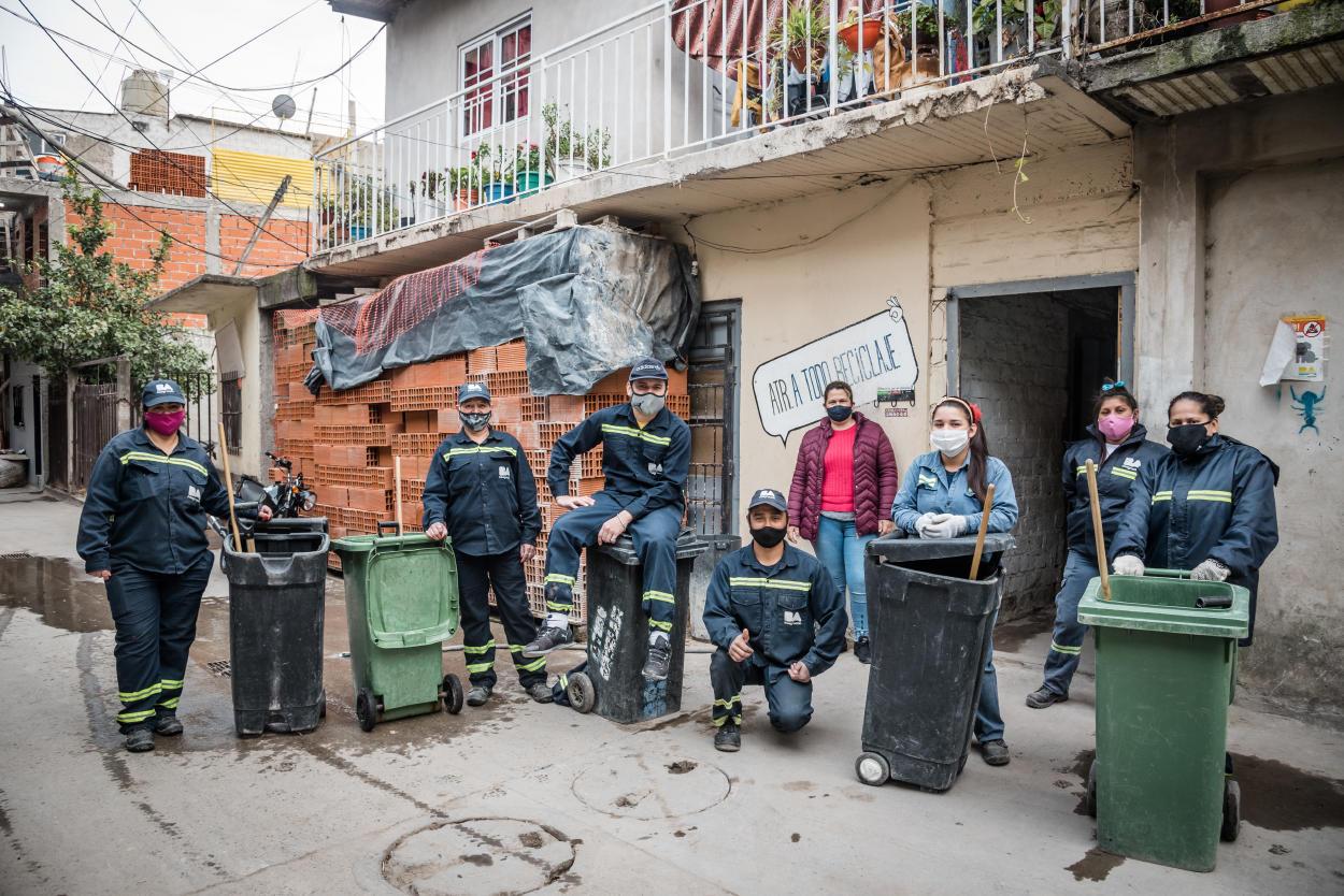 A Todo Reciclaje: un problema, una oportunidad