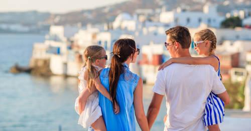 Isla griega busca habitantes