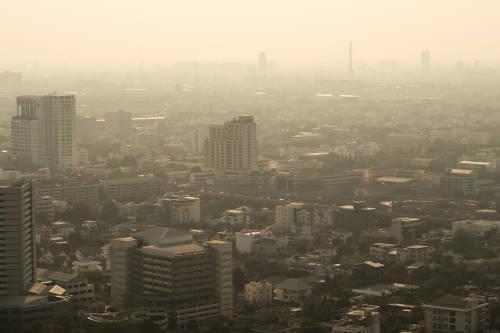 La nube de polvo del Sahara afecta a los que tienen problemas respiratorios