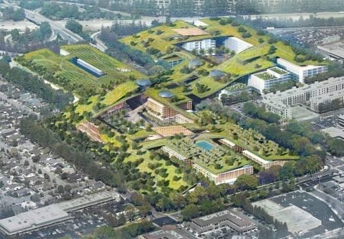 El techo verde más grande del mundo fue diseñado por un latinoamericano
