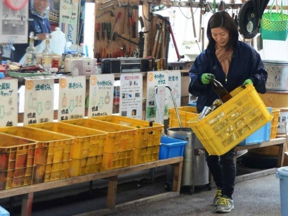 El pueblo Japonés que recicla el 90% de sus residuos