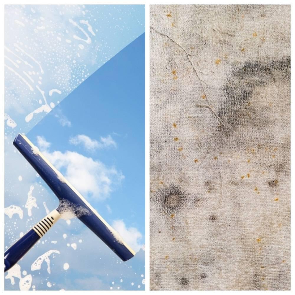 Limpiacristales, el truco barato y definitivo para limpiar tus alfombras