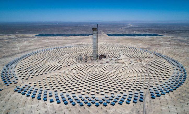 ¡Buenas noticias! Chile inaugura la primera planta termosolar de Latinoamérica