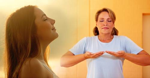 Ejercicio de respiración de 1 minuto para quitarte el estrés de fin de año