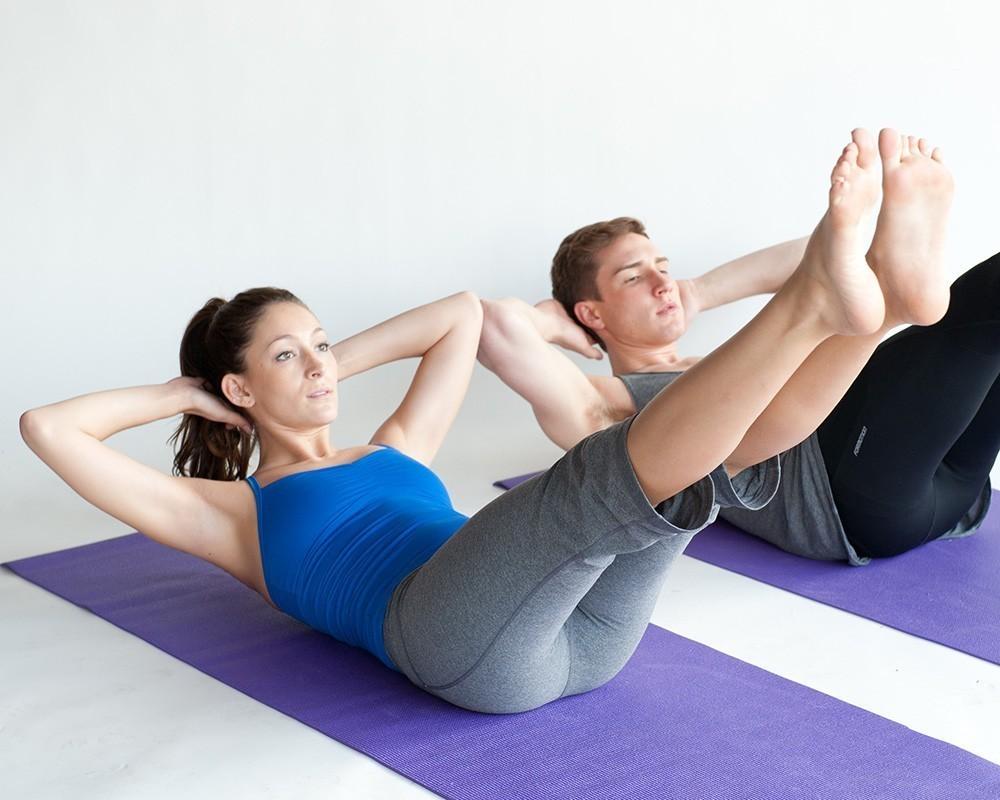 Yoga para adelgazar y tonificar abdomen en