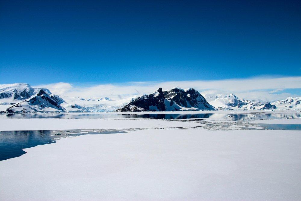 Sismos nocturnos en la Antártida