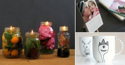 5 regalos sencillos y originales para hacer en 5 minutos