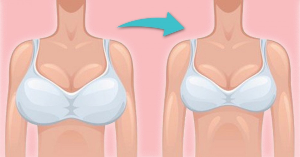 como bajar de peso y aumentar los senos