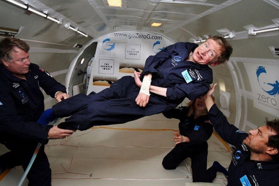 Stephen Hawking fue un físico teórico, astrofísico, cosmólogo y divulgador científico británico