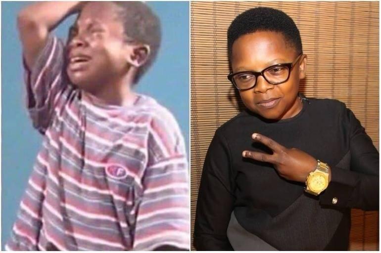El niño que llora en los memes: ni siquiera es un niño, y esta es su triste ..
