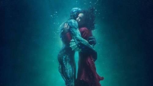 """5 enseñanzas de \""""La Forma del Agua\"""" sobre el amor"""