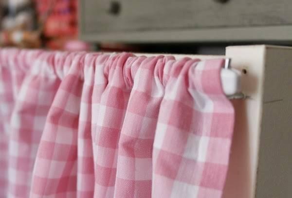 Cómo hacer unas cortinas sin saber coser