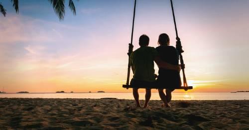 Cómo es la conexión emocional de las parejas cuando viajan