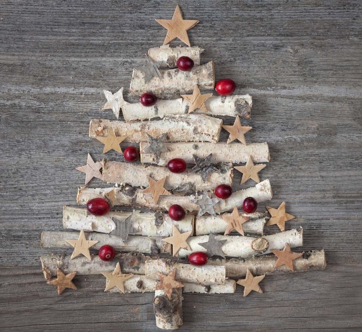 Árbol de Navidad: alternativas amigables con el ambiente