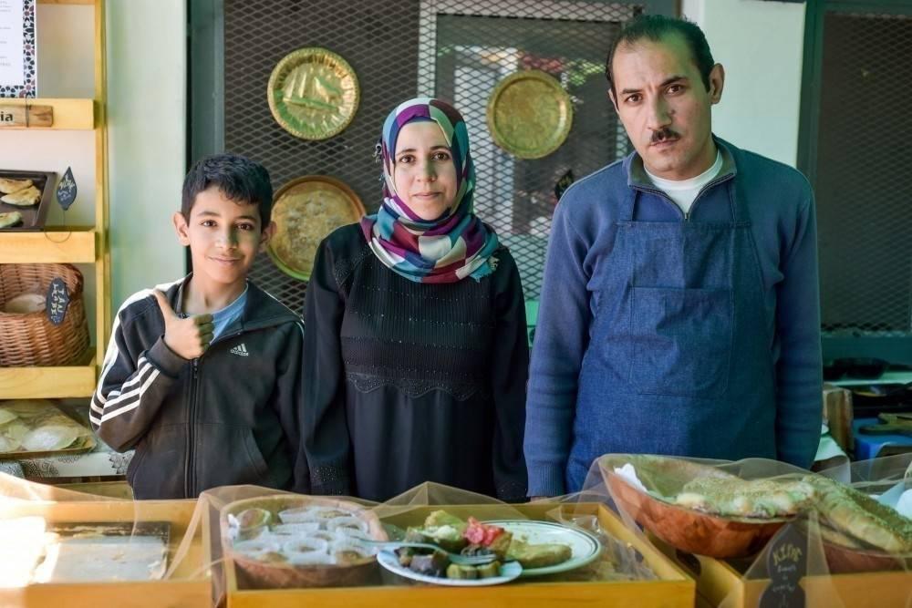 Desde Siria a Latinoamérica, la historia de una familia que huyó de la guerr..