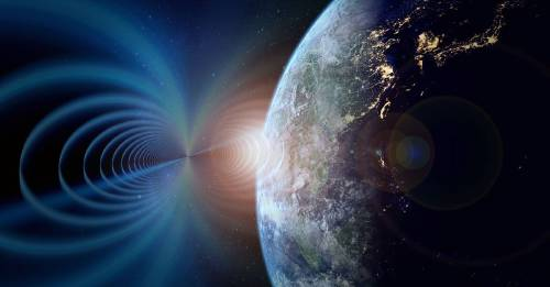 El veloz e inesperado cambio en el campo mangético de la Tierra