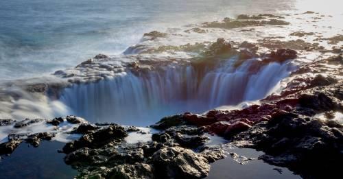 """Increíble pero real: el mundo se está """"tragando"""" los océanos"""