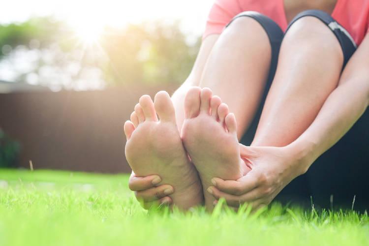pies dolor fatiga muscular