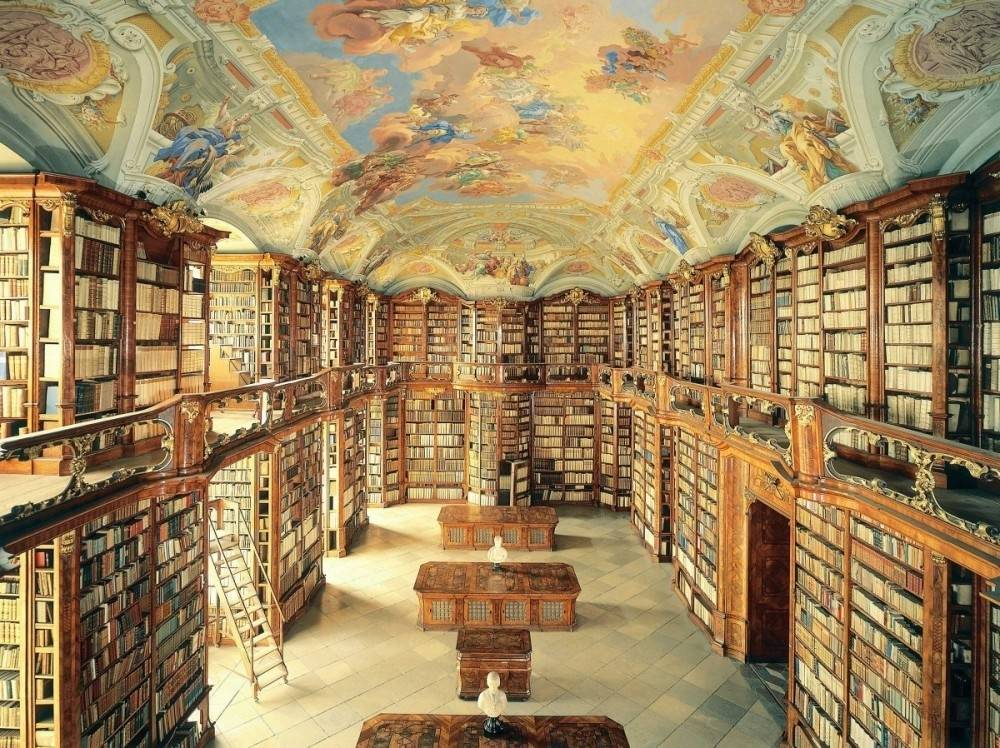 Las bibliotecas más hermosas del mundo y por qué deberías conocerlas