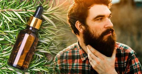 Cómo humectar y quitarle el frizz a la barba