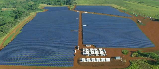 En esta isla toda la energía ¡es solar!