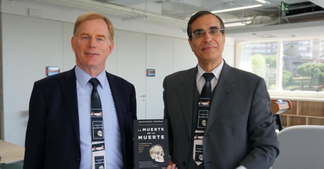 José Luis Cordeiro y David Wood defienden la posibilidad científica de la inmortalidad y el rejuvenecimiento