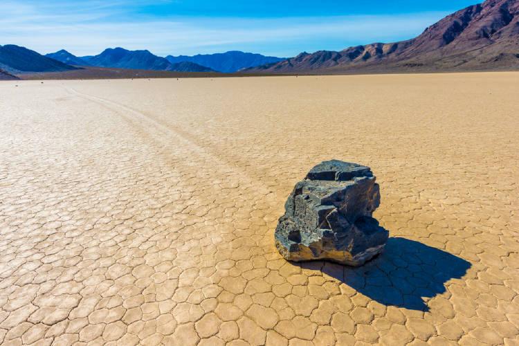 rocas errantes