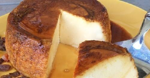 Quesillo de yogur, un postre con solo 3 ingredientes