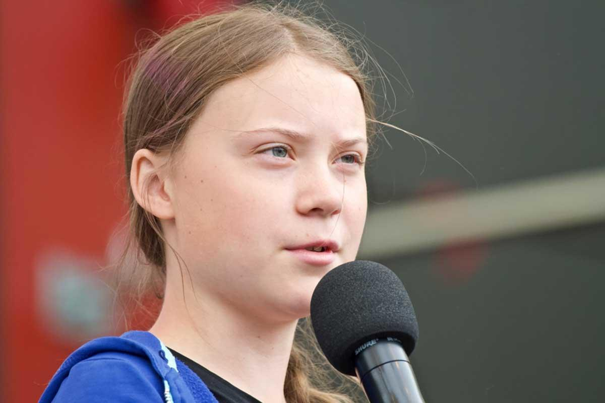 Greta Thunberg criticó a Joe Biden por su postura ante el cambio climático
