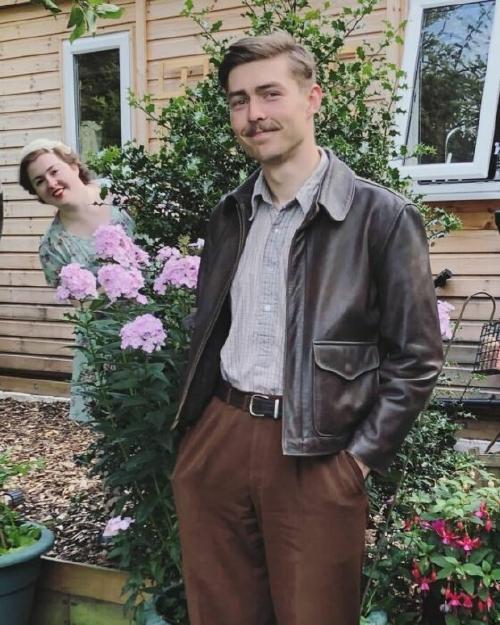 pareja-vintage
