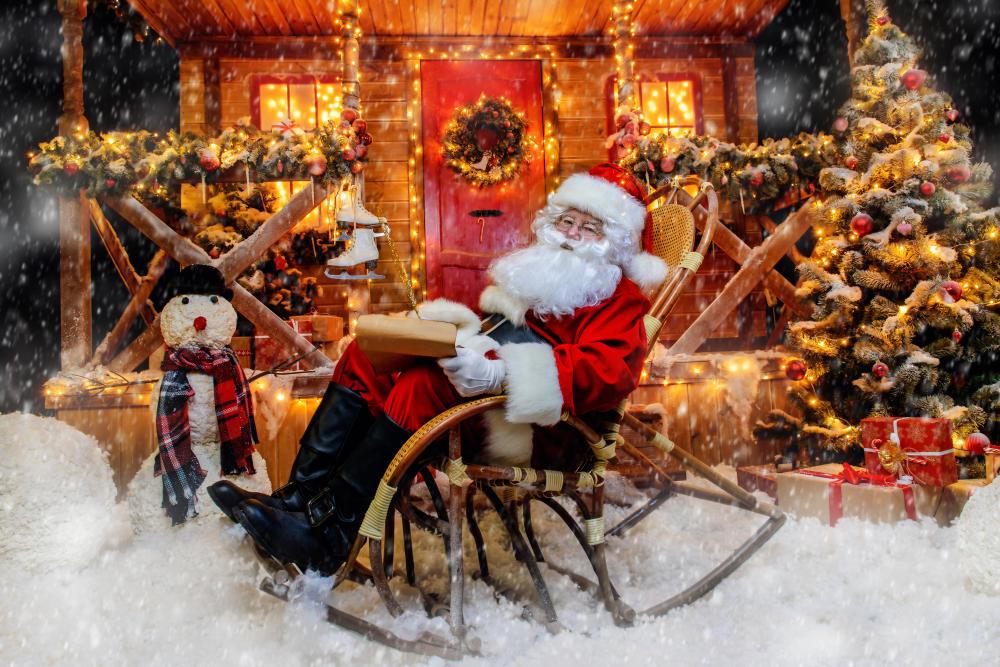 Aventura blanca en Laponia, el hogar de Santa Claus