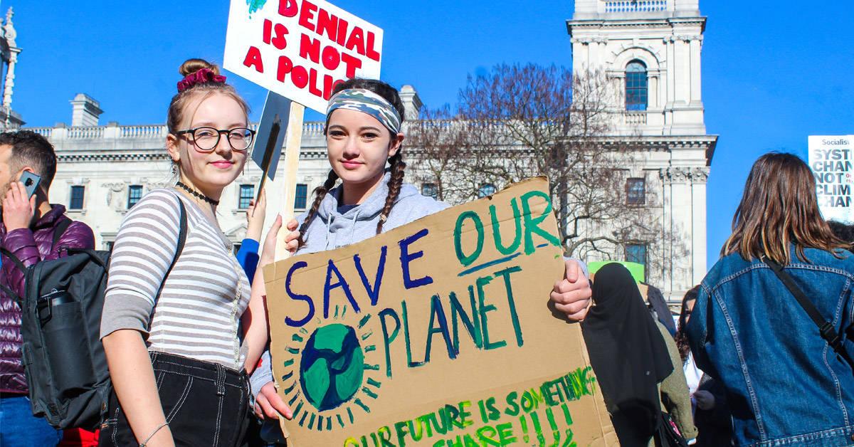 Por qué combatir el cámbio climático es fundamental para lograr la paz en el mundo