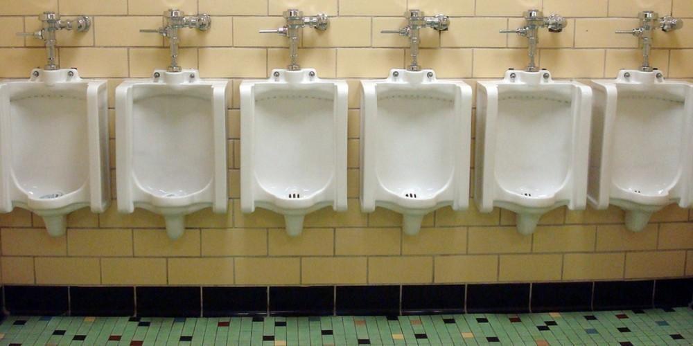 urinales