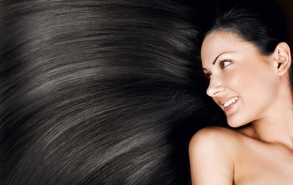 Cómo estimular naturalmente el crecimiento del cabello- cabello largo