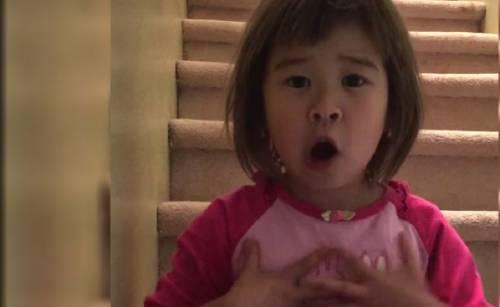 Una pequeña de 6 años sorprende a su madre con una gran reflexión