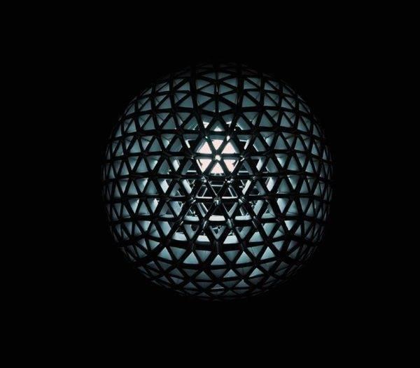 Transforma cartones de Tetra Brik en esta hermosa lámpara